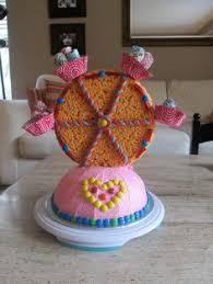 debby u0027s cakes carnival cake sarah u0027s 5 bday pinterest