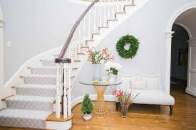 how to decorate a foyer in a home interiors styling ideas and holiday decor from the fashionable