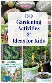 Gardening Craft Ideas 30 Gardening Ideas For Kid Garden Garden Guide And