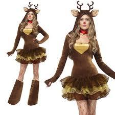 halloween animal costumes for adults online get cheap deer halloween costumes aliexpress com alibaba