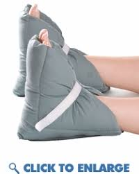 pillow for bed sores foot cushion for bed sores
