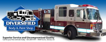 Truck Paint Estimate by Diversified And Paint