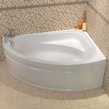 bathroom stupendous corner bath shower combo 132 perfect corner