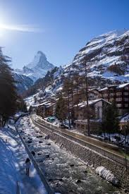 zermatt switzerland is a gorgeous outdoor sporting mecca ny