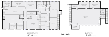 Open Space Floor Plans The Torron Group