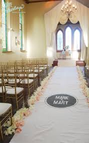 burlap wedding aisle runner the 25 best burlap aisle runners ideas on wedding