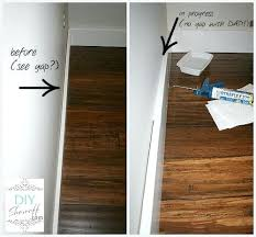 filling gaps between cabinets how to fill gap between cabinet and floor how to caulk cabinet