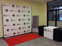 step and repeat backdrop why is it called a step and repeat