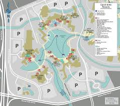 Polynesian Resort Map Orlando Walt Disney World Resort Map Throughout Resorts Map