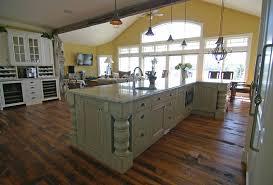 Big Kitchen Island Ideas Huge Kitchen Island Exquisite 4 Large Kitchen Designs Ideas