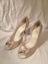 wedding shoes davids bridal david s bridal davids bridal michaelangelo peep toe bridal