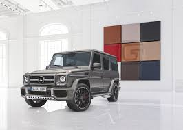 used mercedes g wagon mercedes benz g class gets new special editions the torque report