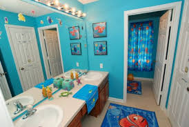 Bathroom Décor Ideas for Children