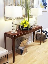Console Table For Living Room Interior Design Living Room Console Table Interior Design Modern