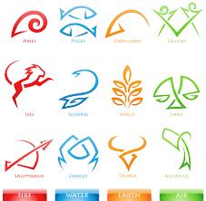 zodiac sign clipart logo pencil and in color zodiac sign clipart