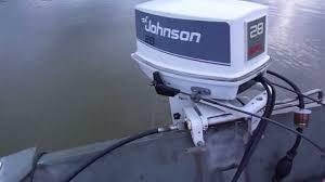 lake test of 1988 johnson 28 spl youtube