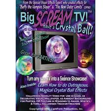 background video halloween virtual reality halloween video bigscreamtv crystal ball