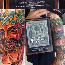 virginia beach tattoo festival august 2015 u2014 red 5 tattoo