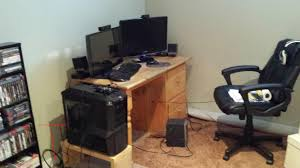 where do you play post your gaming setup now with longer title