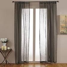 Alton Solid Grommet Window Curtain Panel Alton Solid Grommet Window Curtain Panels In Taupe Windows