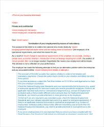 free termination letter templates 38 free word pdf documents