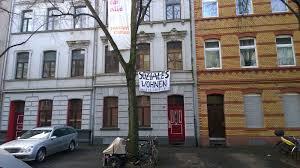 Liegenschaft Kaufen Köln Mülheim Aktivisten Besetzen Haus An Der Ferdinandstraße