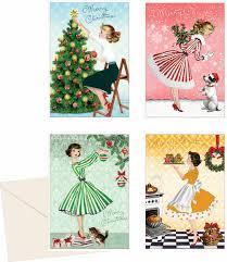 retro pin up advent card calendar club uk