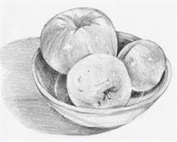how to paint a still life apples in a bowl