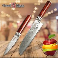 aliexpress com buy kitchen knife set 2 pcs damascus japanese