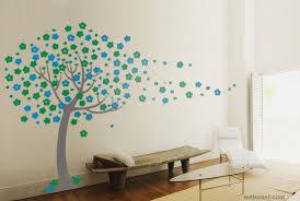 Beautiful Wall Art Ideas And DIY Wall Paintings For Your - Interior wall painting design ideas