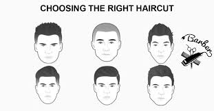 head shape with haircut the perfect men s guide to choosing the right haircut for every