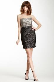 glittering sequin dress styles for holiday party season sortashion
