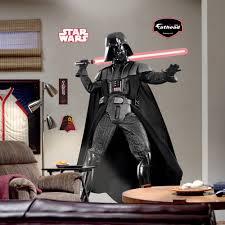 fathead star wars darth vader wall decal reviews wayfair star wars darth vader wall decal