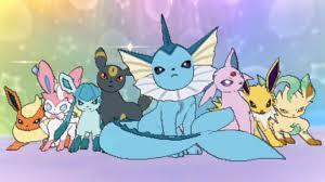 eve pokemon family images pokemon images