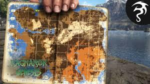 me a map of arkansas ark ragnarok genesis ep1 modded season