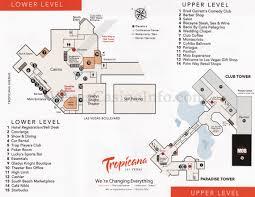 Flamingo Las Vegas Map by Las Vegas Casino Property Maps And Floor Plans Vegascasinoinfo Com