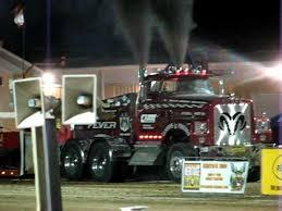 dodge semi trucks dodge fever pulling in tomah