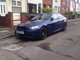 bmw e90 320d msport manual 2007 top spec in walsall west