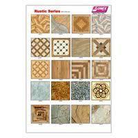 Polished Porcelain Floor Tiles Satin Matt Digital Ceramic Glazed Polished Porcelain Floor Tiles