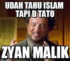 Tato Meme - udah tahu islam tapi d tato ancient aliens meme on memegen