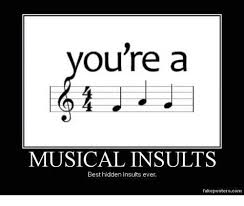 Meme Insults - oure a musical insults best hidden insults ever curly01 ifunnymobi