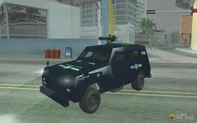 police armored vehicles federal police for gta san andreas