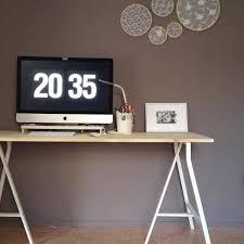 bureau ikea treteaux chambre tréteaux ikea de pour une table ou un bureau treteaux ikea