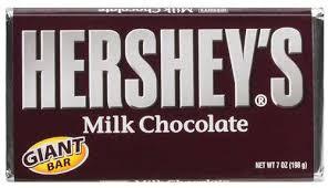 free the diva freebie of the week 7oz hershey candy bar wrapper