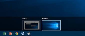 bureaux virtuels windows 7 créez des bureaux virtuels sous windows 10 nativement protuts