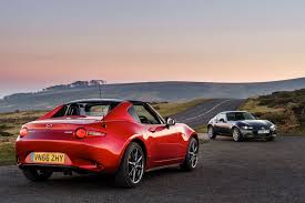 mazda uk drive co uk the superb mazda mx 5 rf reviewed