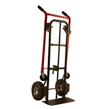 Home Depot Folding Hand Truck by Milwaukee 800 Lb Capacity Convertible Truck Dc59480 The Home Depot