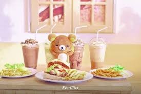 cuisine kawaii kawaii cafe japanese cafe home
