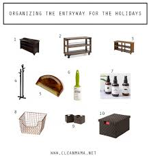 Organizing Store Cleaning And Organizing The Entryway For The Holidays A Giveaway