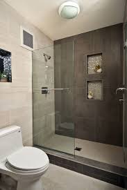 Glass Showers For Small Bathrooms Bathroom Modern Showers Small Bathrooms For Enchanting Home Ideas
